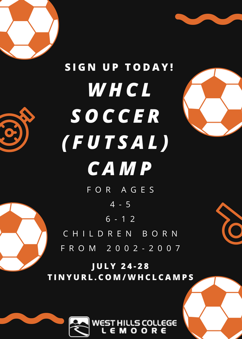 WHCL Soccer (Futsal) Camp.png